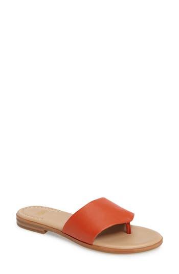 Johnston & Murphy Raney Flip Flop, Orange