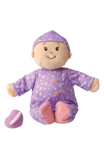 Toddler Girls Manhattan Toy Baby Stella  Sweet Dreams Doll Toy