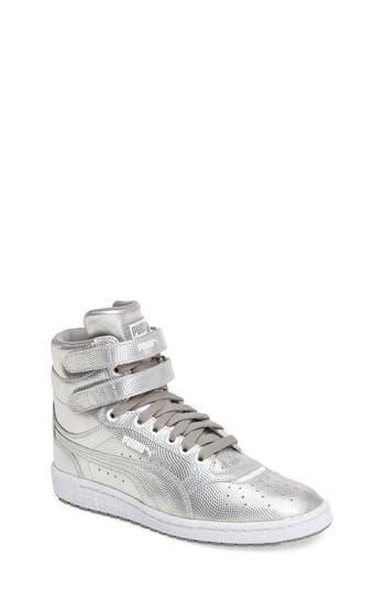 Girl's Puma Sky Ii High Top Sneaker