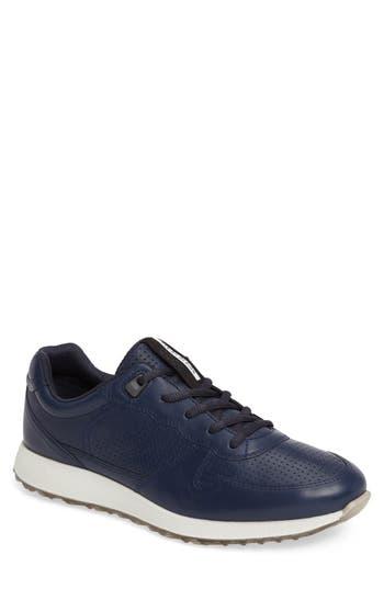 Ecco Sneak Sneaker - Blue