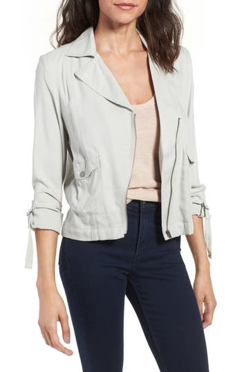 Women's Bb Dakota Yohan Cotton Twill Utility Jacket