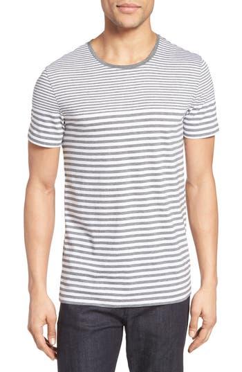 Boss Tessler Slim Fit Stripe T-Shirt