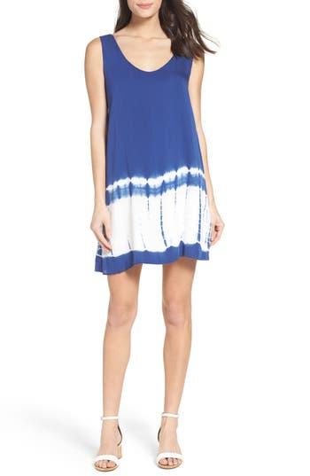 Bb Dakota A-Line Dress, Blue