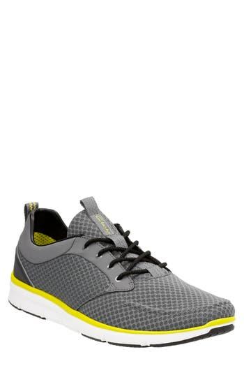 Clarks Orson Fast Sneaker, Grey