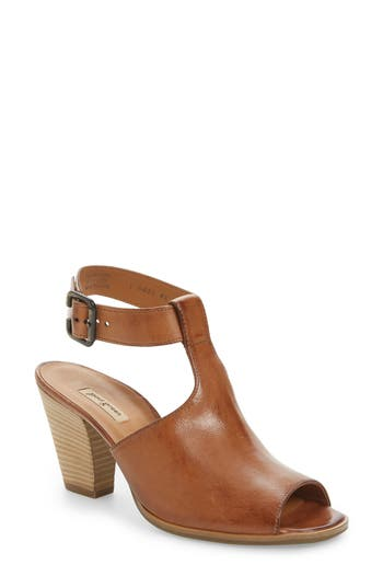 Paul Green Madonna Ankle Strap SandalUS / 5UK - Brown