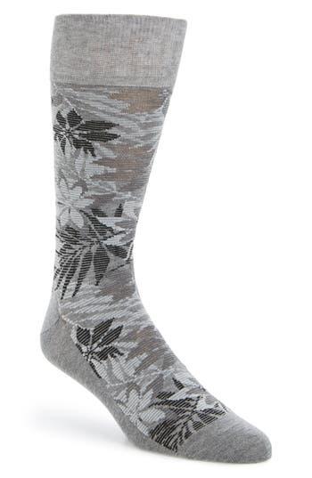 Men's Cole Haan Floral Socks