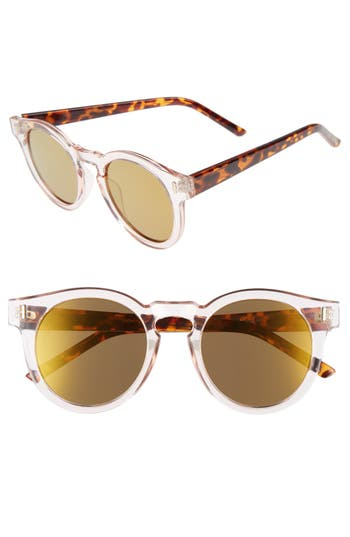 Women's Bonnie Clyde Hill 50Mm Polarized Sunglasses -