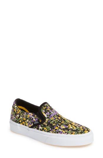 Vans Classic Dx Slip-On Sneaker- Black