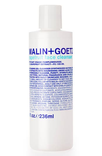 Space.nk.apothecary Malin + Goetz Grapefruit Face Cleanser