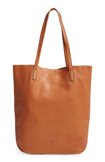 Frye Naomi Leather Tote - Brown