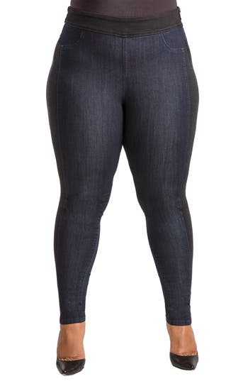 The Foxy Hi Waist Butt Lift Jeans