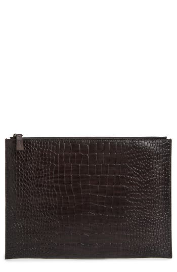 Magnanni Leather Tablet Case - Brown