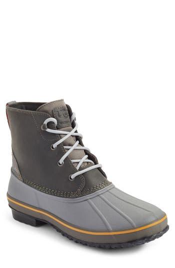 Ugg Zetik Rain Boot- Grey