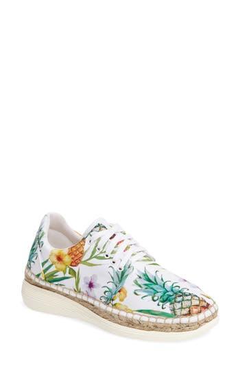 Free People Jackson Espadrille Sneaker - White