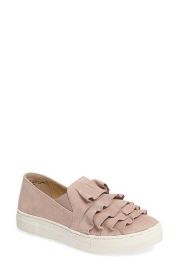 Seychelles Quake Slip-On Sneaker- Pink