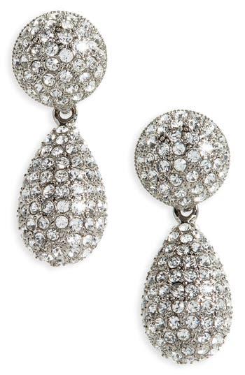 Women's Nina Teardrop Crystal Earrings