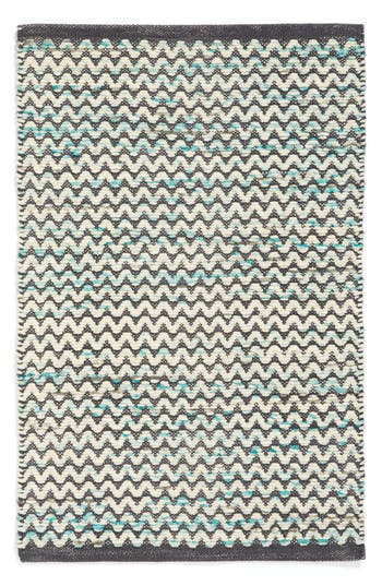 Nordstrom At Home Chevron Handwoven Area Rug