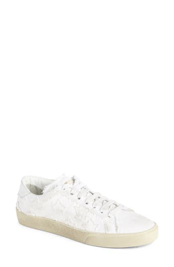 Saint Laurent Classic Court Sneaker