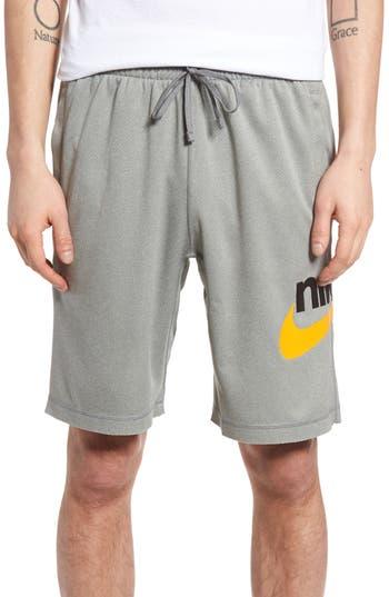 Nike Sb Dri-Fit Sunday Active Shorts, Grey