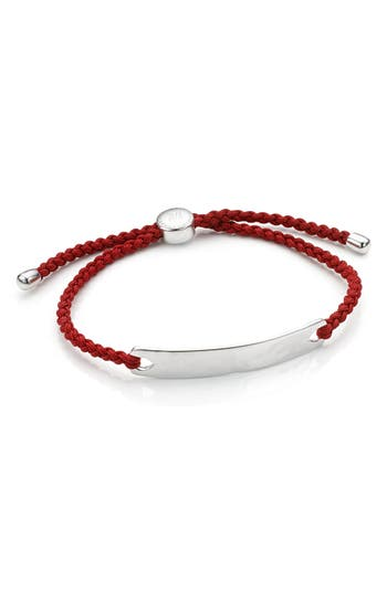 Women's Monica Vinader Havana Men's Friendship Bracelet