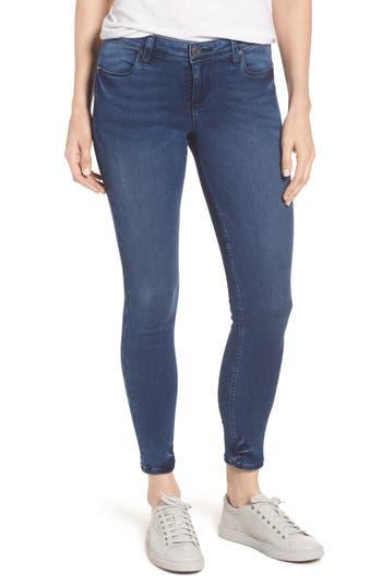 Kut From The Kloth Jennifer Ultra Skinny Jeans, Blue