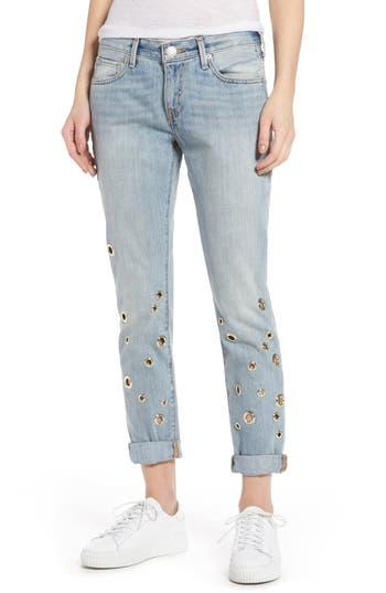 True Religion Cameron Boyfriend Jeans, Blue