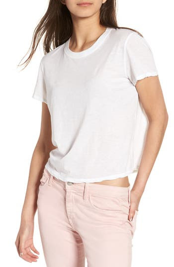 Women's James Perse Feather Vintage Tee