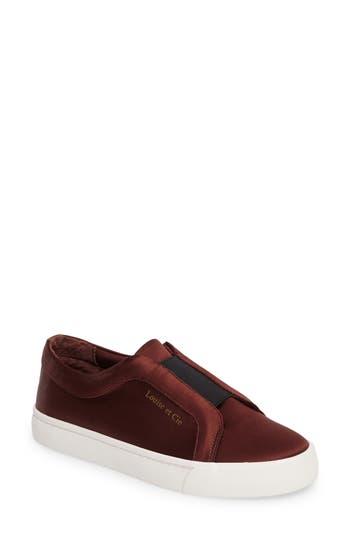 Louise Et Cie Bette Slip-On Sneaker, Red