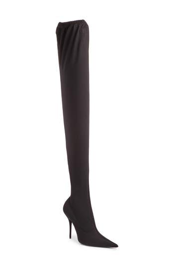 Balenciaga Thigh High Boot