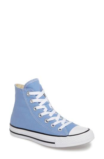 Converse Chuck Taylor All Star Seasonal Hi Sneaker- Blue