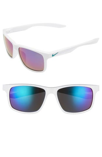 Nike Essential Chaser 5m Reflective Sunglasses - Clear