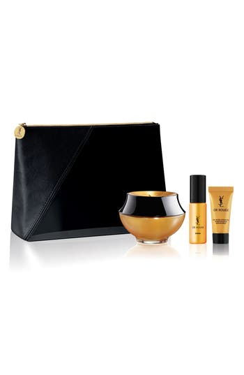 SAINT LAURENT OR ROUGE DISCOVERY SET