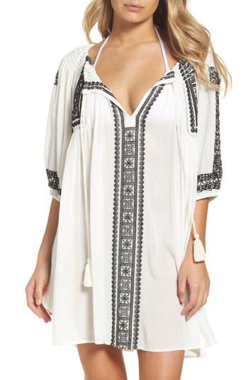 Women's Muche Et Muchette Cover-Up Tunic, Size One Size - White