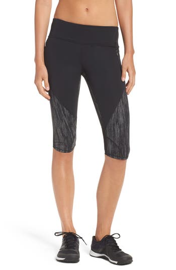 Zella Fearless Run Capris