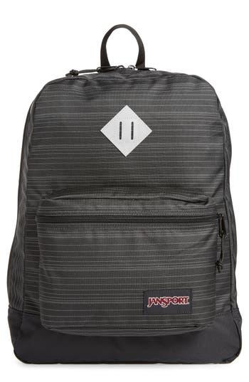 Jansport Super Fx Reflective Backpack - Grey