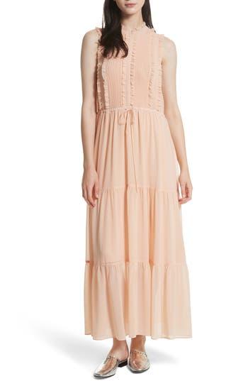 Rebecca Minkoff Ami Maxi Dress, Pink