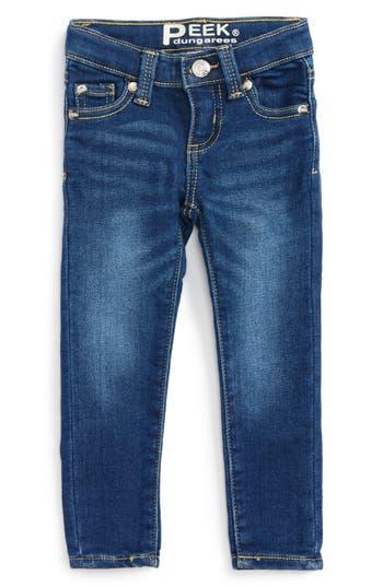 Infant Girl's Peek Taylor Skinny Jeans