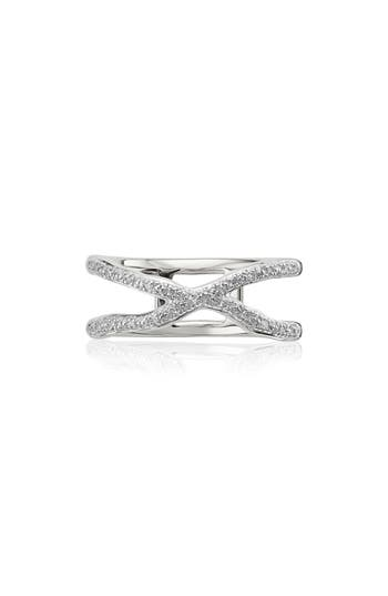 Monica Vinader Riva Diamond Ring