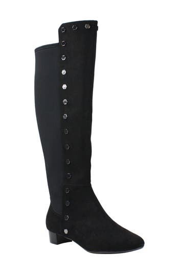 J. Renee Brynnah Tall Boot B - Black