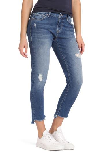 Mavi Jeans Ada Boyfriend Jeans, 4 x 29 - Blue