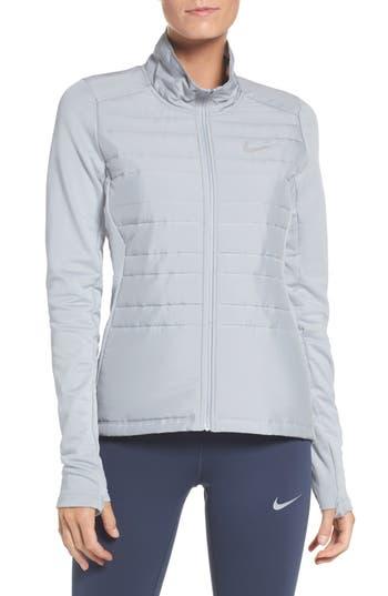 Nike Essentials Running Jacket, Grey