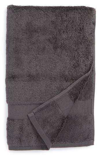 Matouk Lotus Hand Towel, Size One Size - Grey