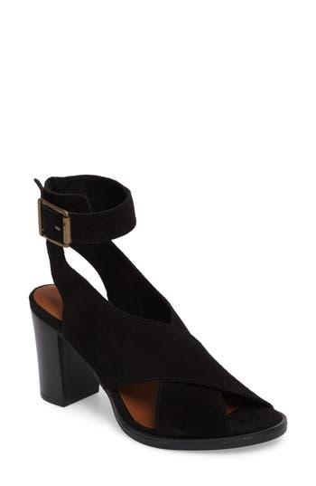Women's Bella Vita Lil Ankle Wrap Sandal, Size 6 N - Black