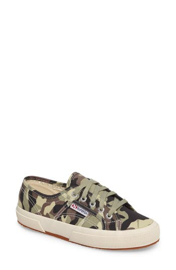Superga Fantasy Cotu Sneaker - Green