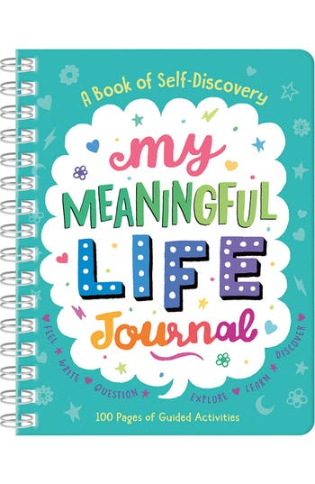 Peaceable Kingdom My Meaningful Life Guided Journal