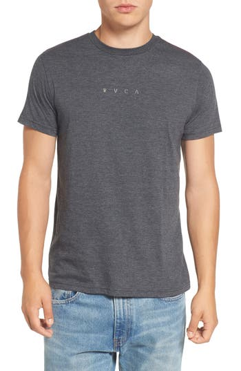 Rvca Snooze Cloud Graphic T-Shirt, Black