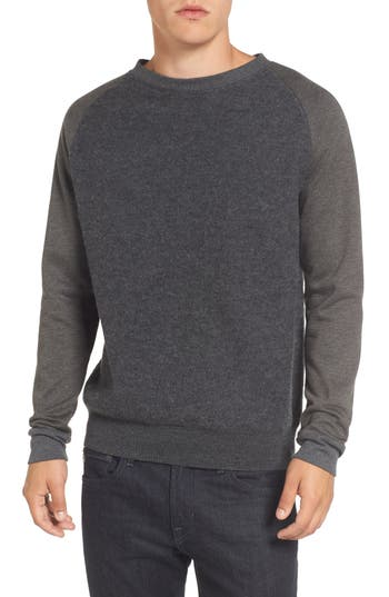 French Connection Crewneck Sweater, Black