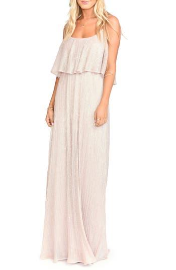 Women's Show Me Your Mumu Caitlin Ruffle Maxi Dress