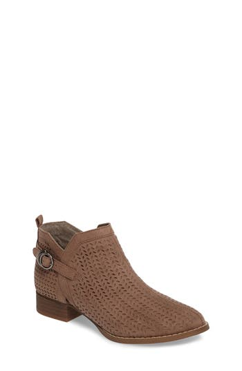 Girl's Vince Camuto Campina Perforated Bootie