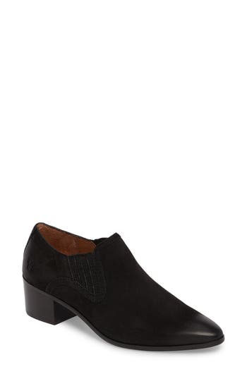 Frye Eleanor Pointy Toe Bootie- Black